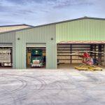 Tucker Helicopter Hangar