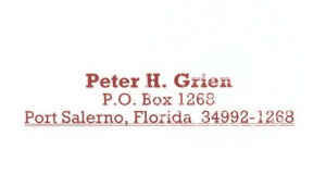 client of Bayview Construction - Peter H Grien Logo
